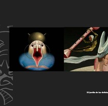 Corto de animación El jardín de las delicias. A Film, Video, and TV project by Juan  Ibáñez - 21-06-2012