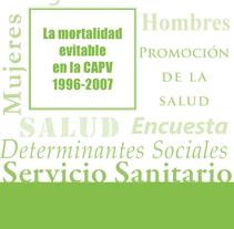 Propuesta para Colección de Informes. Um projeto de Design de marta jaunarena         - 03.07.2012