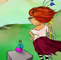 El Pais De Las Maravillas. Un proyecto de Ilustración de Manuel Moya Gomez - 07-07-2012