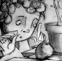 dibujo. Un proyecto de Ilustración de Manuel Moya Gomez - 07-07-2012