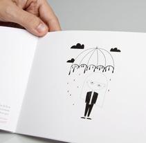 """""""AUTOBIOGRAFÍA"""". Un proyecto de Diseño e Ilustración de VONDEE  - 11-07-2012"""