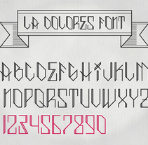 La Dolores Font. Un proyecto de Diseño de Rubén Martínez González - 11-07-2012