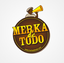 Merkadetodo. A Design, and Advertising project by duocreativos          - 13.07.2012