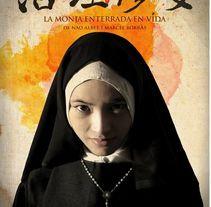 La monja enterrada en vida. Un proyecto de Publicidad, Cine, vídeo y televisión de Pau Avila Otero         - 15.07.2012