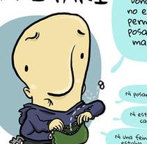 """Ha passat"" (o no). Un proyecto de Ilustración de Dànius Dibuixant - Il·lustrador - comicaire         - 18.07.2012"