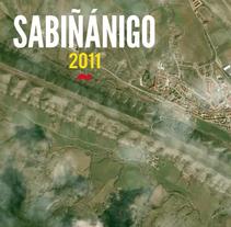 Sabiñanigo 2011. Um projeto de Design, Música e Áudio, Motion Graphics, Fotografia e 3D de Juan Monzón         - 23.07.2012