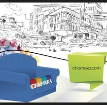 Chamaka. A Advertising project by Róxylin Salazar         - 26.07.2012