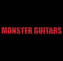 IV Monster Guitars. Un proyecto de Diseño, Ilustración y Publicidad de Álvaro Infante - 29-07-2012