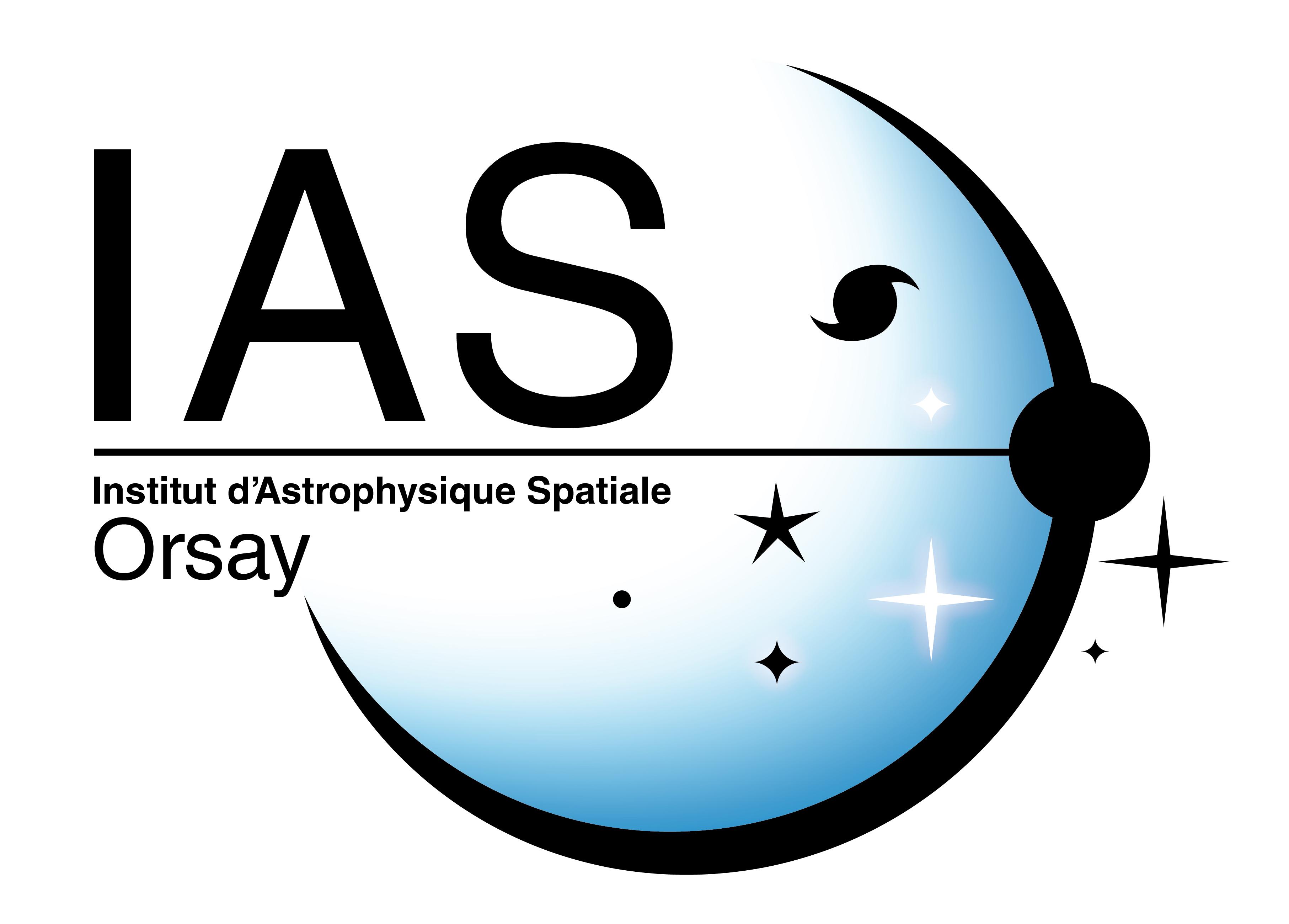 Logo Institut d'Astrophysique Spatiale | Domestika