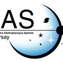 Logo Institut d'Astrophysique Spatiale. Un proyecto de Diseño e Ilustración de Clau Ruiz - Lunes, 30 de julio de 2012 17:13:53 +0200