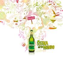 Reina en tu mundo. Um projeto de Ilustração de Eduardo Bertone         - 06.08.2012