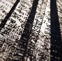 Portada . Um projeto de Design, Ilustração e Fotografia de Ana Bresó González         - 18.08.2012