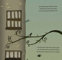 Amor de tarde. A Illustration project by Andrea Sanz         - 19.08.2012