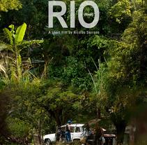 RIO cortometraje. Un proyecto de Diseño de Ernesto_Kofla  - Martes, 21 de agosto de 2012 02:29:21 +0200