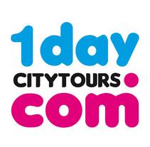 Imagen corporativa 1daycitytours. A Design&Illustration project by Fernando Mendoza  - Sep 02 2012 12:00 AM