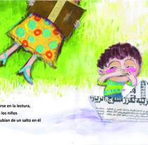 En un barquito de papel. A Illustration project by Nanen  - 05-09-2012