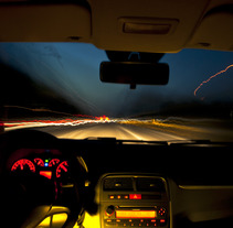 Road Lights. A Photograph project by Fabio Alonso         - 19.09.2012
