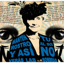 """Helen Keller"". Un proyecto de Diseño de Alfredo Valera Rotundo         - 20.09.2012"