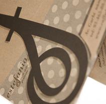 Carta Café. Um projeto de Design, Ilustração e Design gráfico de Estefania Prats Miras - 26-09-2012