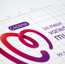 CADENA 100. A Design, and Advertising project by Rubén Galgo - 06-10-2012