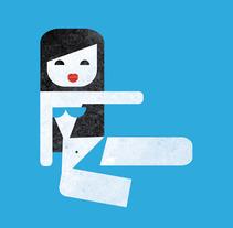 Bikini Girl. Un proyecto de Ilustración de Marco Recuero - Jueves, 11 de octubre de 2012 21:40:58 +0200