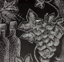 A Colleita. A Design&Illustration project by LILI-LILIÁN  Diseño y Creación Visual - 27-10-2012