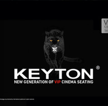 Catálogo KEYTON Seating. A Design, and Advertising project by Símbolo Ingenio Creativo         - 07.11.2012