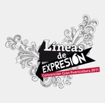 Lineas de expresión. A Design, Illustration, and Advertising project by Rubén Santiago - Nov 22 2012 06:20 PM