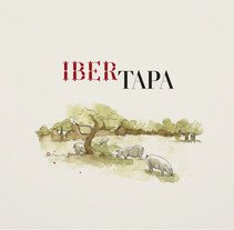 Ibertapa. A Design, Br, ing, Identit, and Graphic Design project by Reyes Martínez         - 05.12.2012