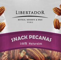 Snack LiBertador. A Design, Advertising, Photograph, and UI / UX project by Meyci Laurel         - 07.12.2012