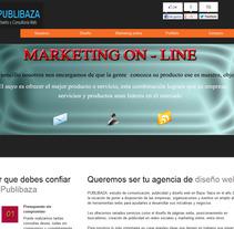 Publibaza. Um projeto de  de Francisco Jose Sanchez Tapia         - 29.12.2012