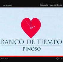 Banco de Tiempo Pinoso. A Design, Illustration, Advertising, Music, Audio, Installations, Software Development, Photograph&IT project by Símbolo Ingenio Creativo  - 04-01-2013
