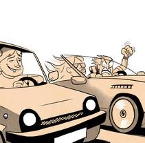 Típico de los humanos. A Illustration project by Ricardo González Vilar - 19-01-2013