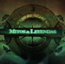 MITOS Y LEYENDAS. Un proyecto de Motion Graphics, Cine, vídeo y televisión de Miguel de la Cuétara         - 22.01.2013