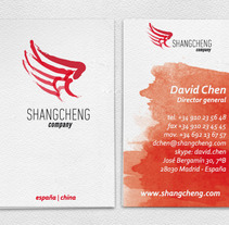 Shangcheng | Identidad. A Design, and Advertising project by Alberto Leonardo - 26-01-2013