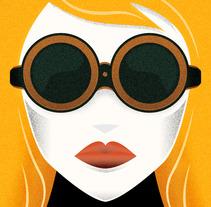 Girl Genius. Un proyecto de Diseño e Ilustración de Rebeca Cuesta         - 01.02.2013