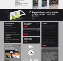 Dynacom. A Design, and Software Development project by La Teva Web Diseño Web  - 05-02-2013