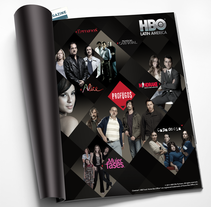 HBO . A Design, Advertising, Film, Video, TV, and 3D project by Hernán Tempestini         - 12.02.2013