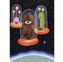 La aventuras de Kunlu. Un proyecto de Diseño e Ilustración de Denise Turu - 24-02-2013