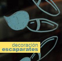 Decoración de Escaparates. Un proyecto de  de Eva  G. Navarro - 25-02-2013
