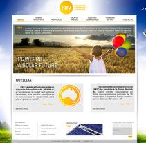 Propuesta Interfaz FRV. Un proyecto de Diseño y UI / UX de Jesús         - 26.02.2013