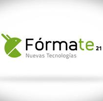 Fórmate 21. Un proyecto de Diseño y Motion Graphics de Jorge Vega Herrero - Martes, 05 de marzo de 2013 11:23:49 +0100