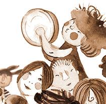 Afiche INDH. A Design&Illustration project by Ariel Martínez - 15-03-2013