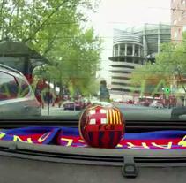 CC Razones para Creer en la Afición. Un proyecto de Publicidad, Cine, vídeo y televisión de Juanjo Ocio         - 05.04.2013