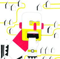 Limited Company. A Illustration project by Alba Vilardebò         - 08.04.2013