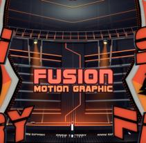 Fusion, Motion Graphics. Un proyecto de Diseño, Motion Graphics y 3D de Xavier Solans Porqueres         - 08.04.2013
