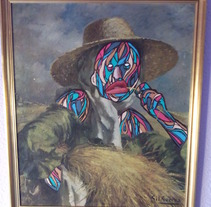 """Mala cosecha"". A Design, Illustration, Installations, and Photograph project by ZANART - 20-04-2013"