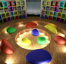 Interiorismo. Um projeto de 3D de Diego Ortolá         - 22.04.2013