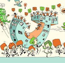 Julikind. Um projeto de Design e Ilustração de Rafael Jaramillo         - 02.05.2013