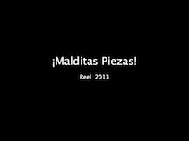 Reel 2013. A Design, Advertising, Motion Graphics, Film, Video, and TV project by malditaspiezas - Apr 25 2013 10:00 AM